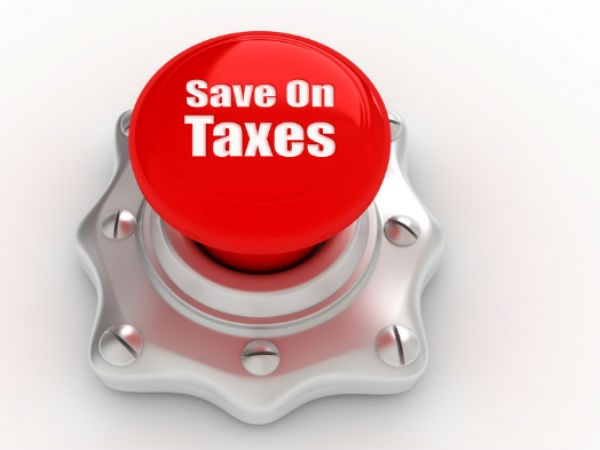 Save money on Taxes
