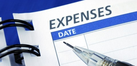 expenses book