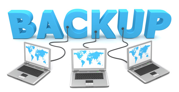 Backup Online Accounting Computers